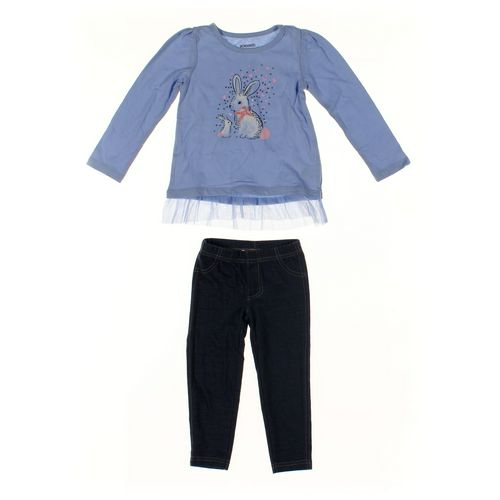 Carter's Leggings & Shirt Set in size 2/2T at up to 95% Off - Swap.com