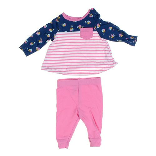 Cat & Jack Leggings & Shirt Set in size 3 mo at up to 95% Off - Swap.com