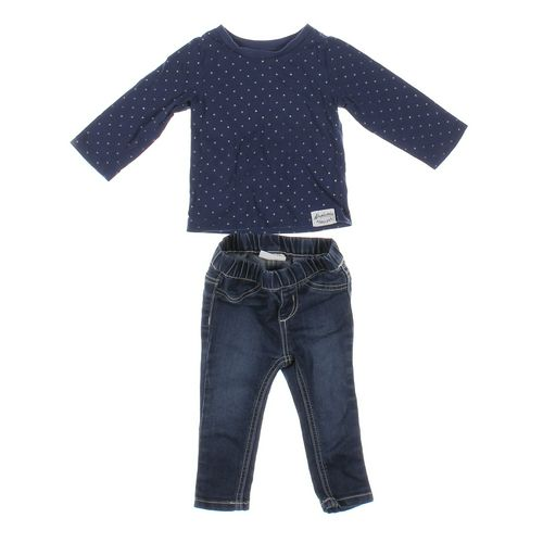Crazy 8 Leggings & Shirt Set in size 12 mo at up to 95% Off - Swap.com