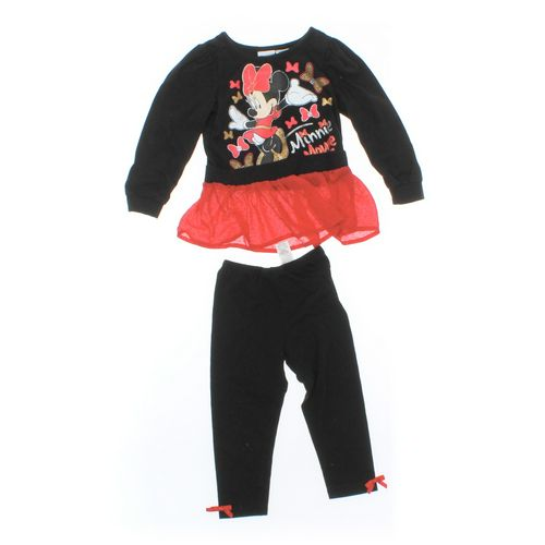Disney Leggings & Shirt Set in size 2/2T at up to 95% Off - Swap.com