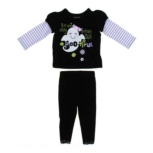 Garanimals Leggings & Shirt Set in size 12 mo at up to 95% Off - Swap.com