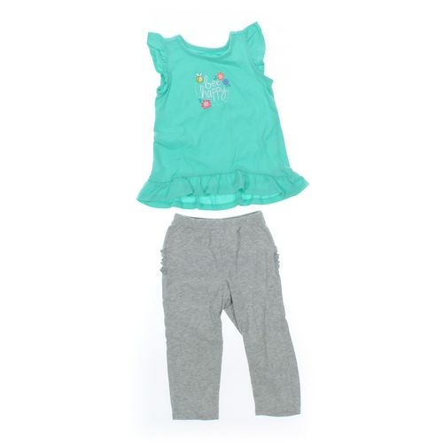 Jumping Beans Leggings & Shirt Set in size 24 mo at up to 95% Off - Swap.com