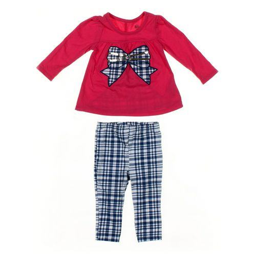 Kids Headquarters Leggings & Shirt Set in size 12 mo at up to 95% Off - Swap.com