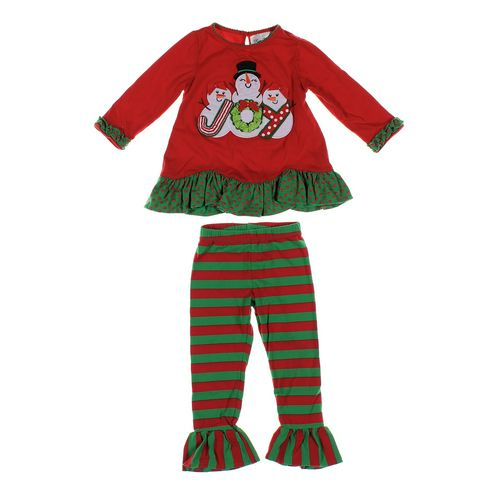 Rare Editions Leggings & Shirt Set in size 3/3T at up to 95% Off - Swap.com
