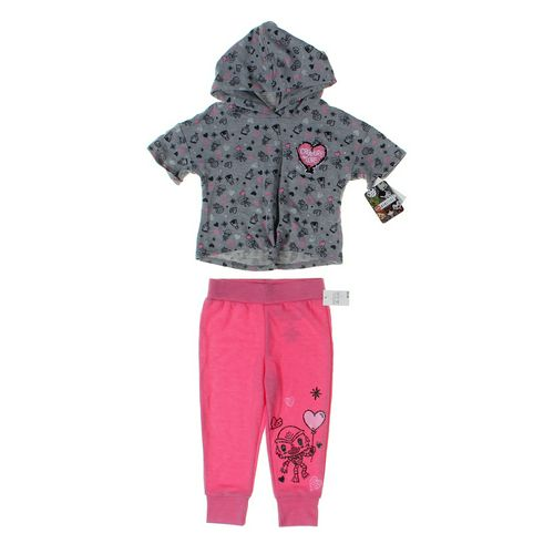 Universal Studios Leggings & Shirt Set in size 2/2T at up to 95% Off - Swap.com