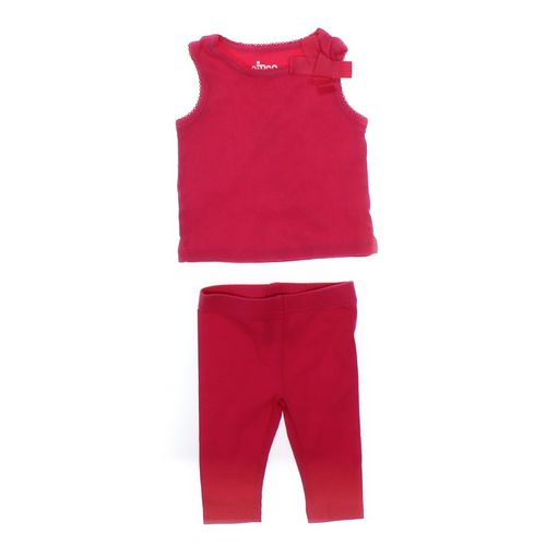 Faded Glory Leggings & Tank Top Set in size 12 mo at up to 95% Off - Swap.com