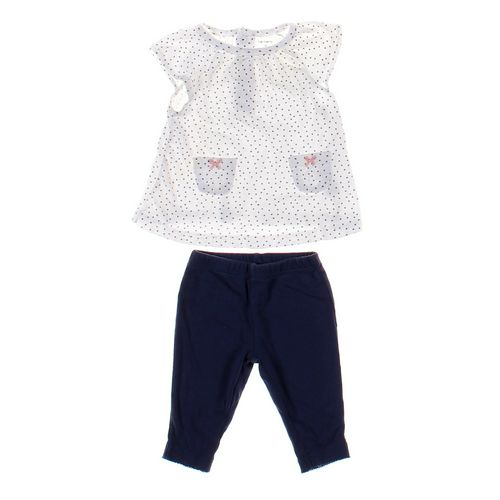 Carter's Leggings & Tunic Set in size 3 mo at up to 95% Off - Swap.com