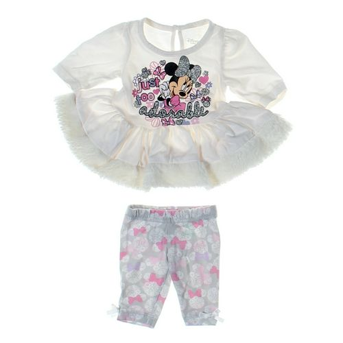 Disney Leggings & Tunic Set in size NB at up to 95% Off - Swap.com