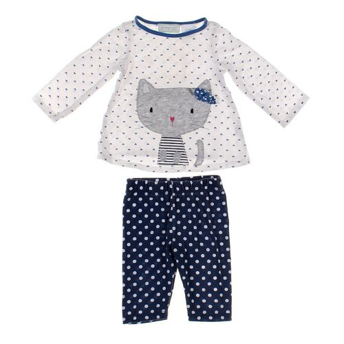 First Impressions Leggings & Tunic Set in size 3 mo at up to 95% Off - Swap.com