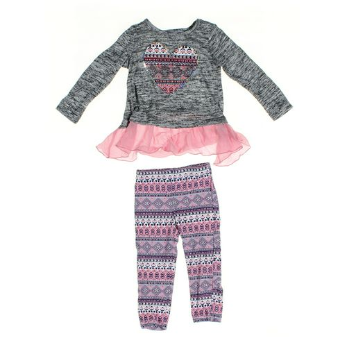 Freestyle Leggings & Tunic Set in size 2/2T at up to 95% Off - Swap.com
