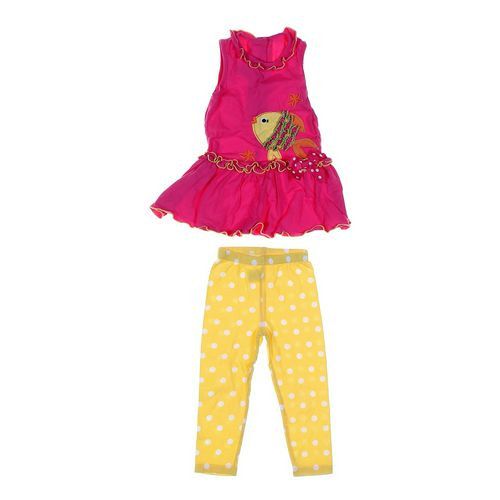 Goodlad Leggings & Tunic Set in size 2/2T at up to 95% Off - Swap.com