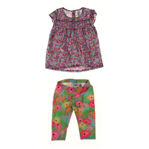 Jumping Beans Leggings & Tunic Set in size 2/2T at up to 95% Off - Swap.com