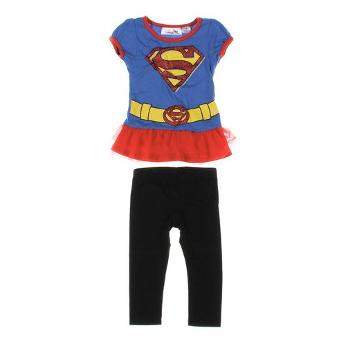 Supergirl Leggings & Tunic Set in size 3/3T at up to 95% Off - Swap.com
