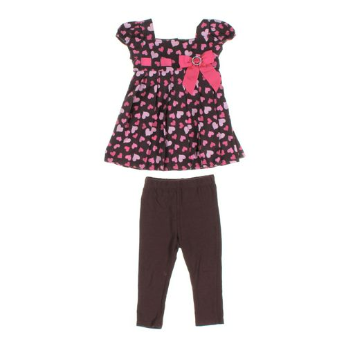 Youngland Leggings & Tunic Set in size 2/2T at up to 95% Off - Swap.com