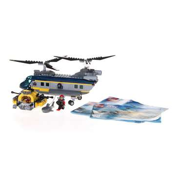 Lego City Deep Sea Helicopter for Sale on Swap.com