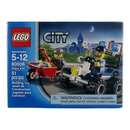 Lego LEGO City Police ATV 60006 at up to 95% Off - Swap.com
