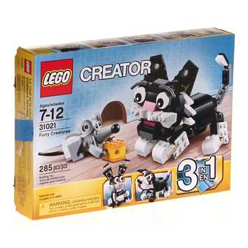 LEGO Creator Cat and Mouse 31021 for Sale on Swap.com