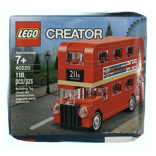 LEGO LEGO Creator Double Decker London Bus at up to 95% Off - Swap.com