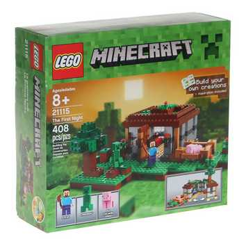Lego Minecraft Set for Sale on Swap.com
