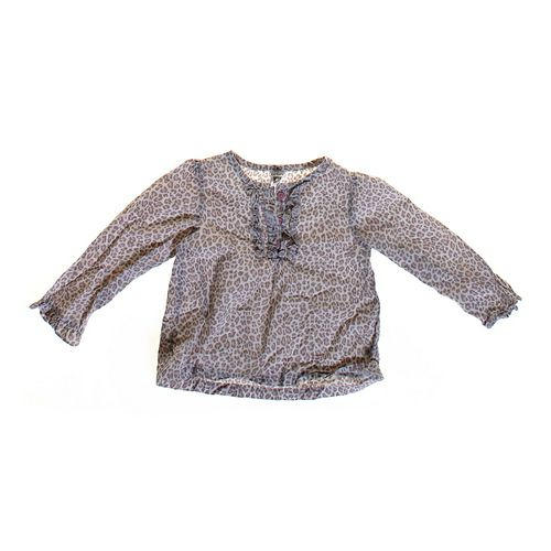 Carter's Leopard Cotton Top in size 4/4T at up to 95% Off - Swap.com