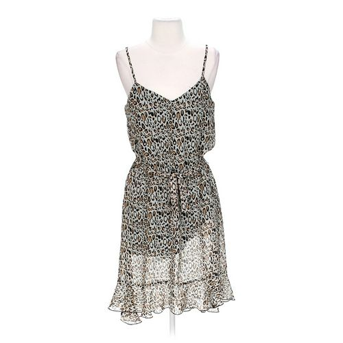 Relativity Leopard Dress in size M at up to 95% Off - Swap.com