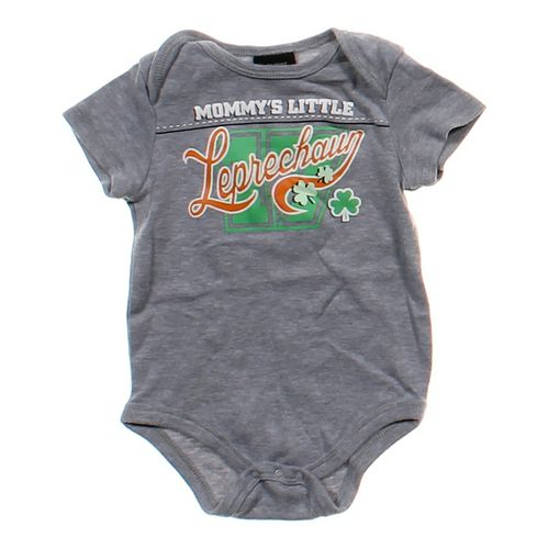 """Holiday Editions """"Leprechaun"""" Bodysuit in size 6 mo at up to 95% Off - Swap.com"""