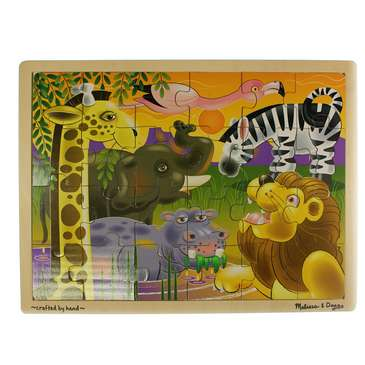 Let's Go To The Zoo! Puzzle for Sale on Swap.com