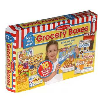 Lets Play House! Grocery Boxes for Sale on Swap.com