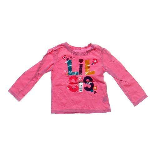 "The Children's Place ""Lil Sis"" Shirt in size 4/4T at up to 95% Off - Swap.com"