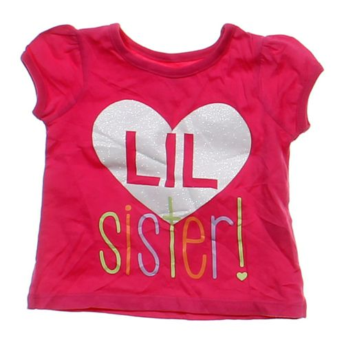 """Falls Creek """"Lil Sister"""" T-shirt in size 12 mo at up to 95% Off - Swap.com"""