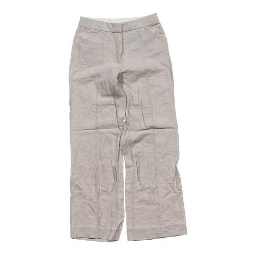 J.Crew Linen Dress Pants in size 2 at up to 95% Off - Swap.com