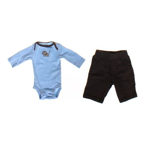Carter's Lion Bodysuit & Leggings in size NB at up to 95% Off - Swap.com
