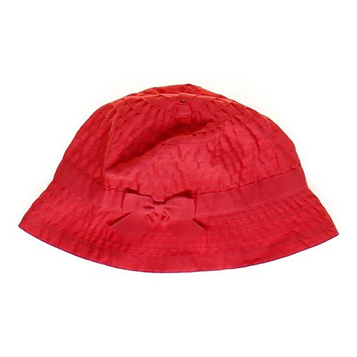 Gymboree Little Bow Brim Hat in size 12 at up to 95% Off - Swap.com