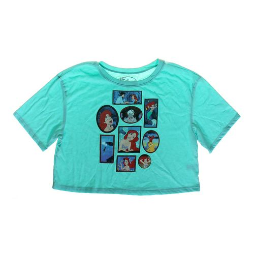 Disney Little Mermaid Cropped Tee in size JR 9 at up to 95% Off - Swap.com