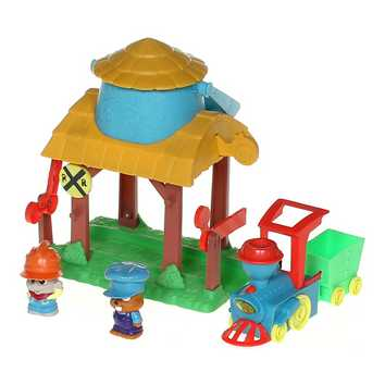 Little Tikes Apple Grove Pals Train Playset for Sale on Swap.com