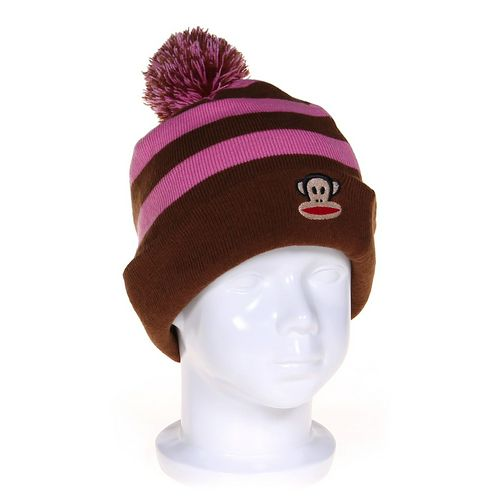 Paul Frank Logo Beanie in size One Size at up to 95% Off - Swap.com
