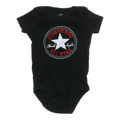 Converse Logo Bodysuit in size NB at up to 95% Off - Swap.com