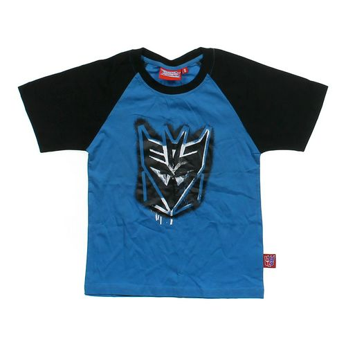 Hasbro Logo Graphic Tee in size 8 at up to 95% Off - Swap.com
