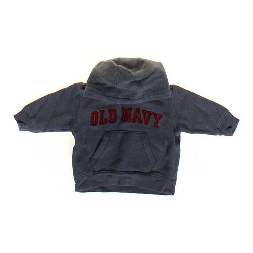 Old Navy Logo Hoodie in size 3 mo at up to 95% Off - Swap.com