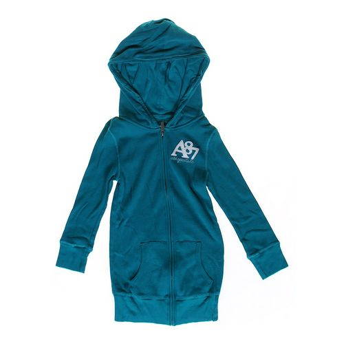 Aéropostale Logo Hoodie in size JR 3 at up to 95% Off - Swap.com