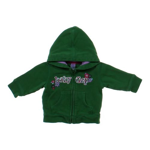 babyGap Logo Hoodie in size 3 mo at up to 95% Off - Swap.com