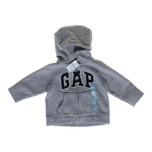 babyGap Logo Hoodie in size 6 mo at up to 95% Off - Swap.com