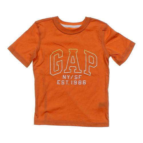 Gap Logo Shirt in size 6 at up to 95% Off - Swap.com