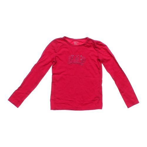 Gap Logo Shirt in size 8 at up to 95% Off - Swap.com