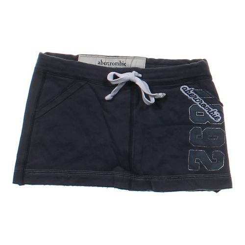 Abercrombie & Fitch Logo Skort in size JR 3 at up to 95% Off - Swap.com