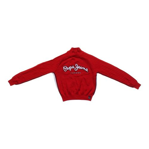 Pepe Jeans Logo Sweater in size 12 at up to 95% Off - Swap.com