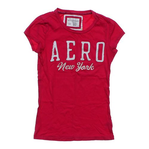 Aéropostale Logo Tee in size JR 3 at up to 95% Off - Swap.com