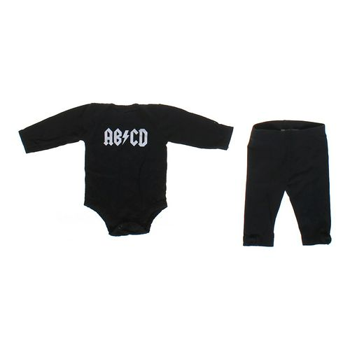 dowdow Long Sleeve Bodysuit & Pants in size 3 mo at up to 95% Off - Swap.com