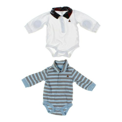 babyGap Long Sleeve Bodysuit Set in size 3 mo at up to 95% Off - Swap.com