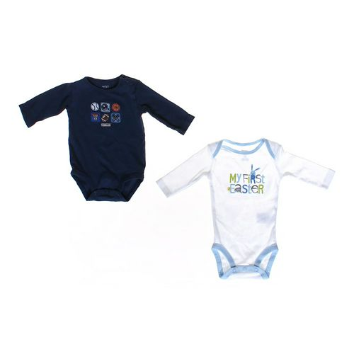 Carter's Long Sleeve Bodysuit Set in size 3 mo at up to 95% Off - Swap.com